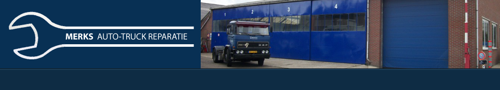 Merks Auto-Truck Reparatie